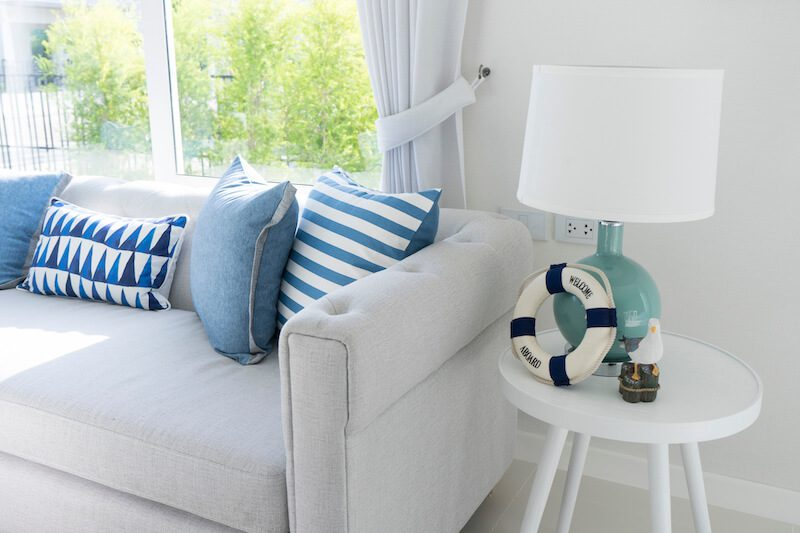 How to Decorate for Your First Beachside Property